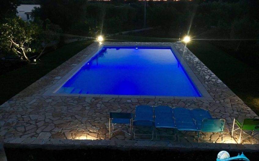 Dimora tra trulli, piscina e relax