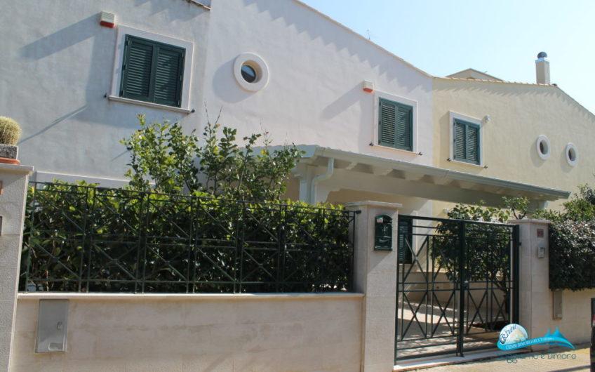 Villa a schiera ottime rifiniture