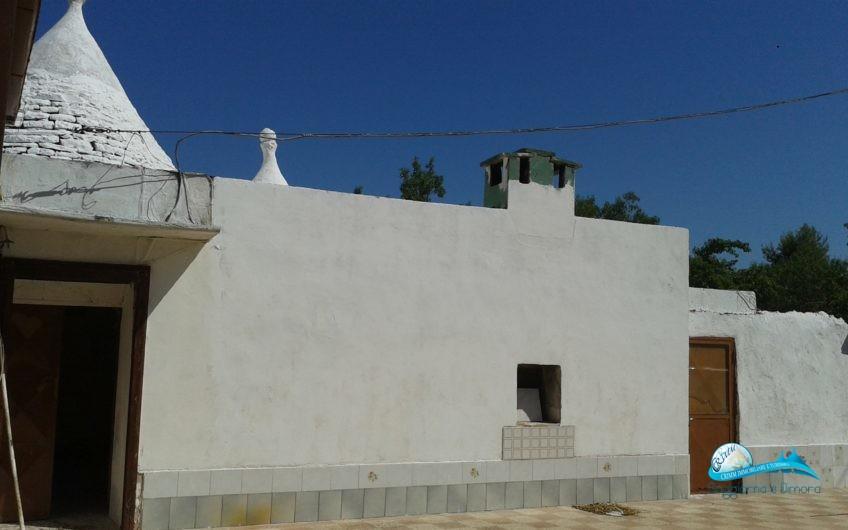 Villa 140 mq con trullo vicina al centro