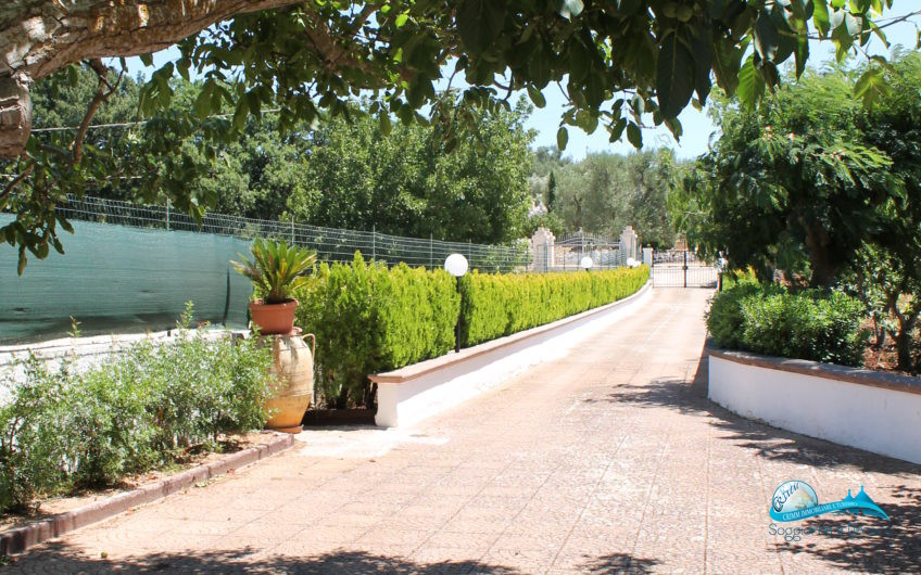 Bellissima villa in zona abitata