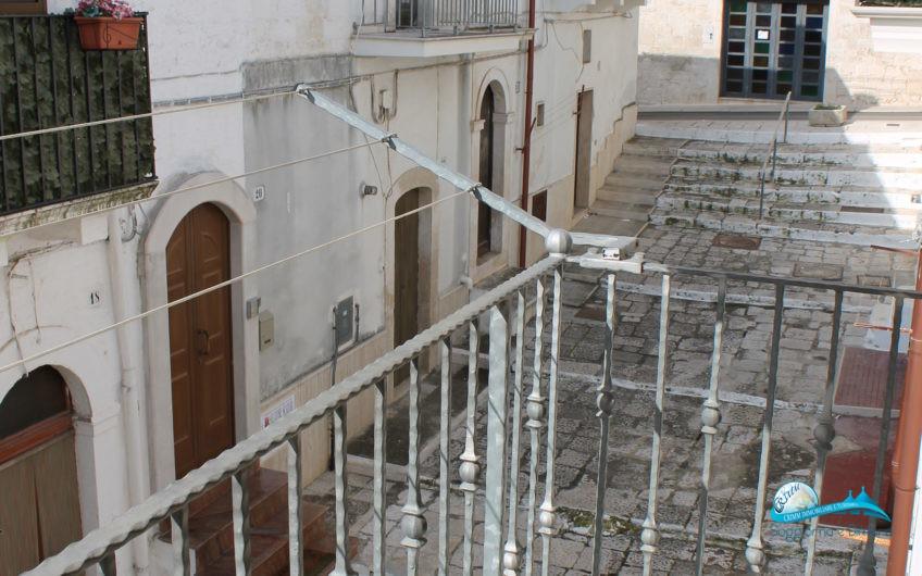 Casa con terrazzo vista Castello