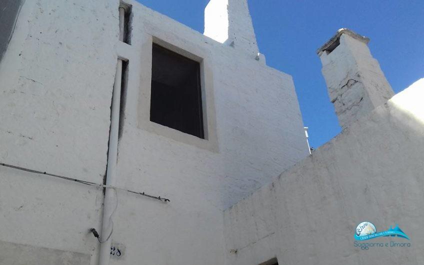 Casa in pietra ristrutturata