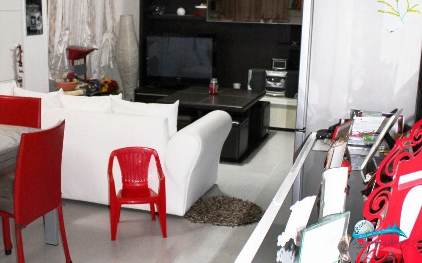 Casa con sala cucina 2 camere da letto e bagno