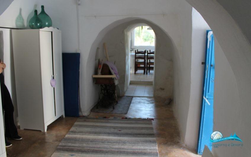 Villa con trulli