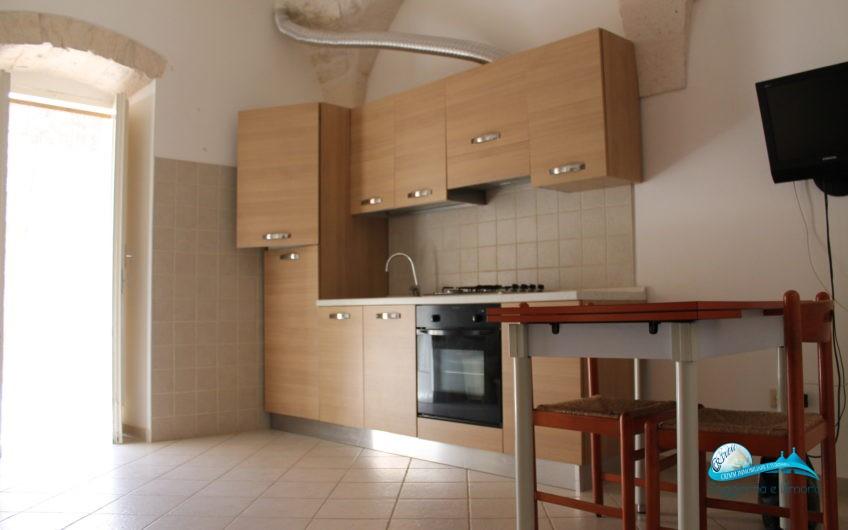 Abitazione finemente ristrutturata e arredata