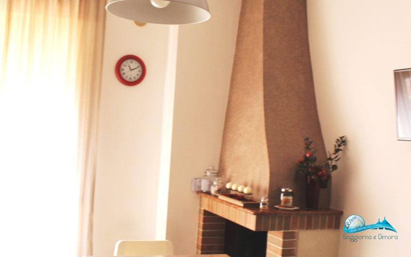 Appartamento e terrazzo in ottime condizioni