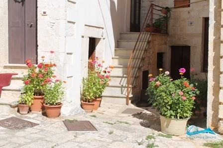 Abitazione piano terra in pietra nel cuore del centro storico